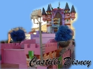 Carroza Castillo disney