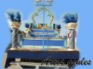 Carrozas Arcos azules