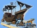 Carroza Barco pirata