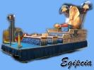 Carroza Egipcia